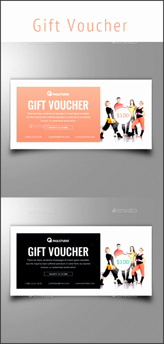 t voucher template psd here