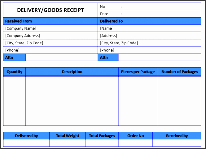 printable sales receipt template word
