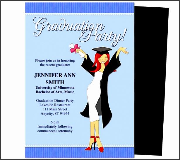 46 best printable diy graduation announcements templates images on graduation party invitation template