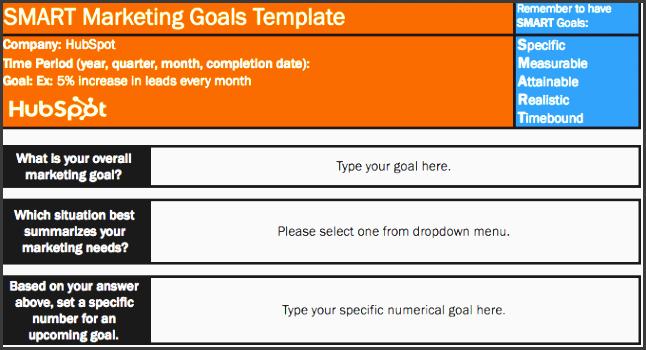 3 use it to set smart marketing goals