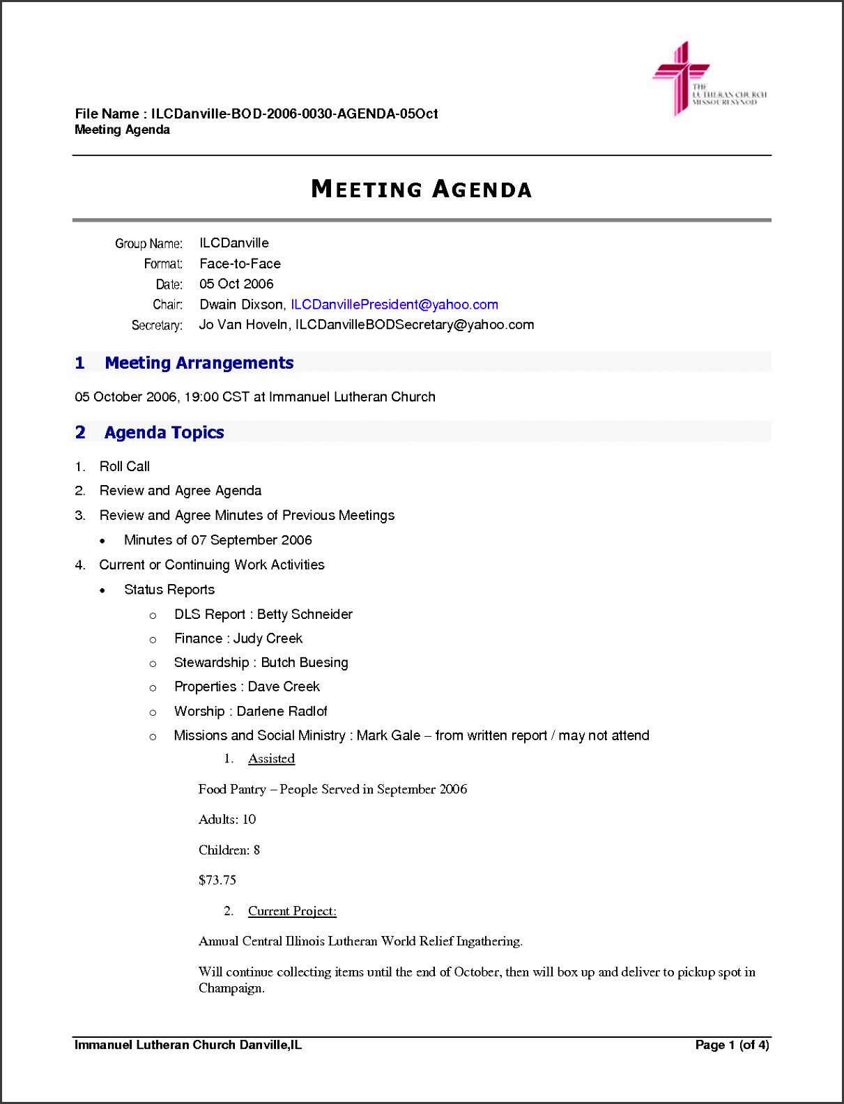 collection of solutions agenda word template agreement sample ticket staff meeting in stunning example of meeting