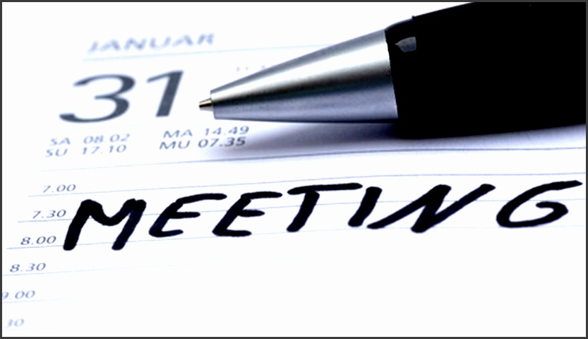meeting notes ensure all attendees stay on the same page