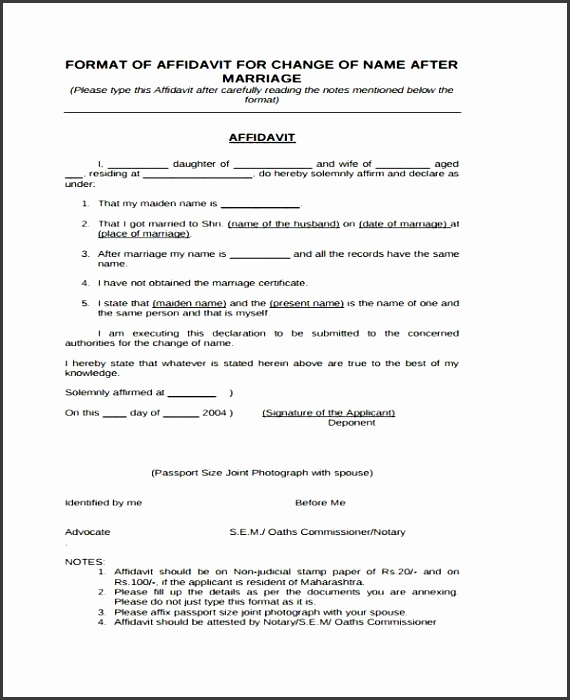 Child Deed Poll Template child deed poll template pictures example ...