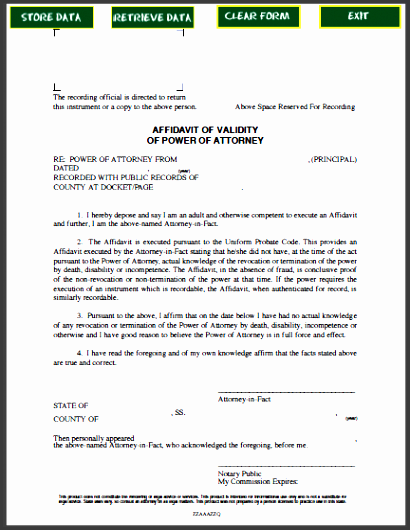 an affidavit is a sworn statement of a person who is taking a legal step and he has to make sign this statement by taking the oath or by affirmation i