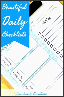 editable lesson planner daily checklist with polkadots teacher lesson plans