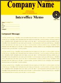 interoffice memo template click
