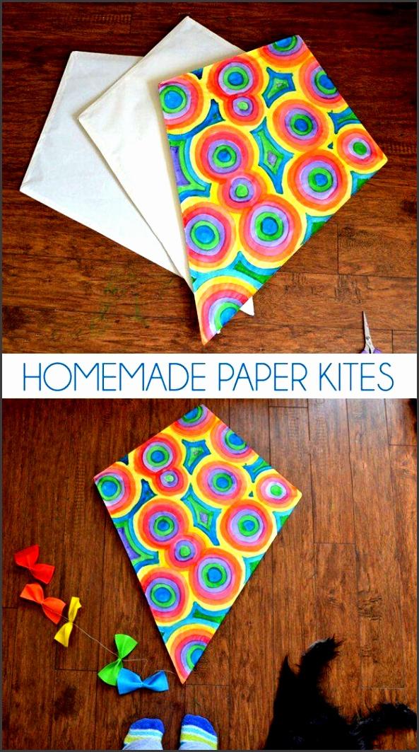 diy diamond kite 15 diy kite making instruction for kids fun and easy