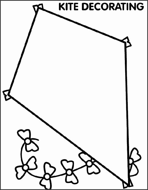 10 Kite Design Template for Kids - SampleTemplatess ...
