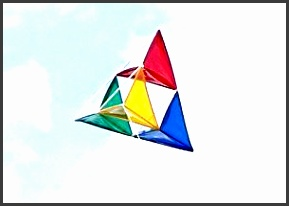 9 kite design template free of cost sampletemplatess for Tetrahedron kite template