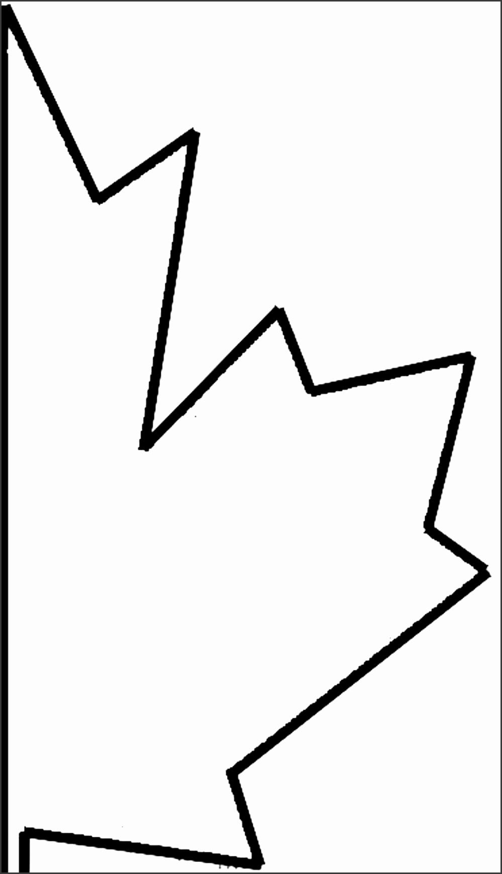 pattern for maple leaf image