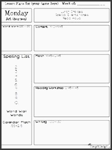 lesson plan template or outline for middle grades lesson plan templates pinterest lesson plan templates differentiation and school