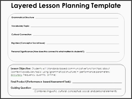 daily lesson planner teachers can plan their curriculum with this traditional black and white daily lesson planner template