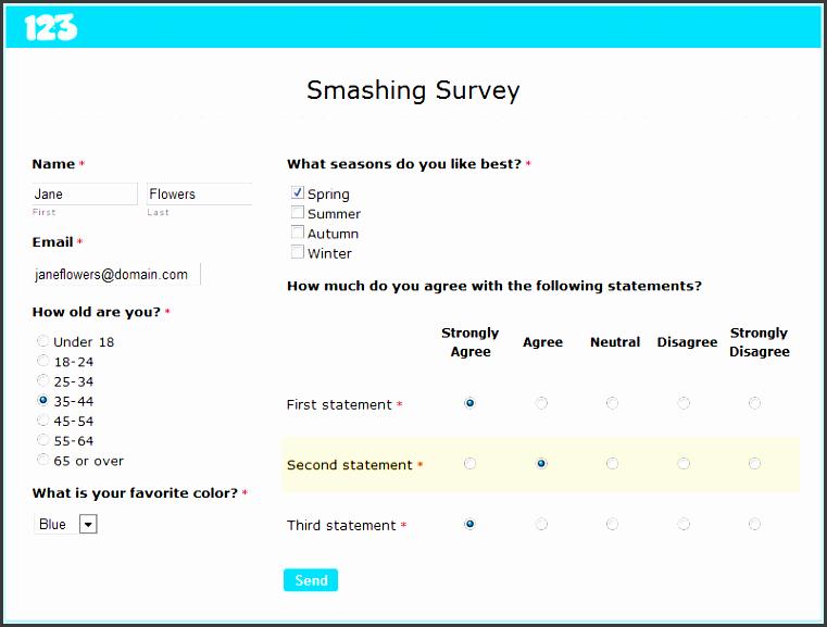 free online survey