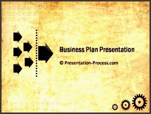 free business plan template quickbooks