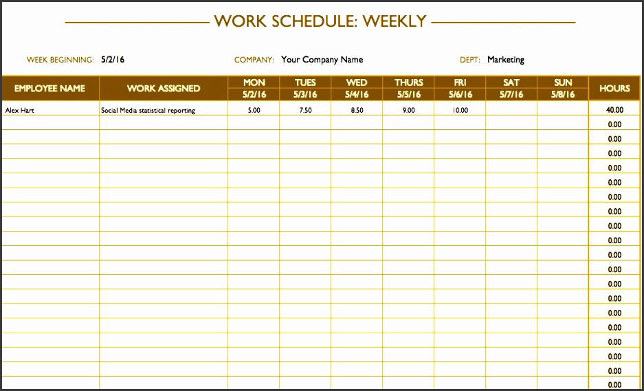 daily activity schedule template - 5 make free daily activity log online sampletemplatess