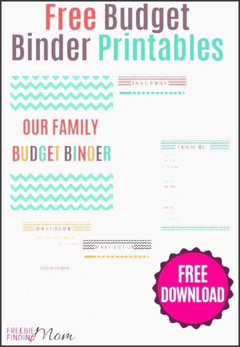 free printable bud binder or print