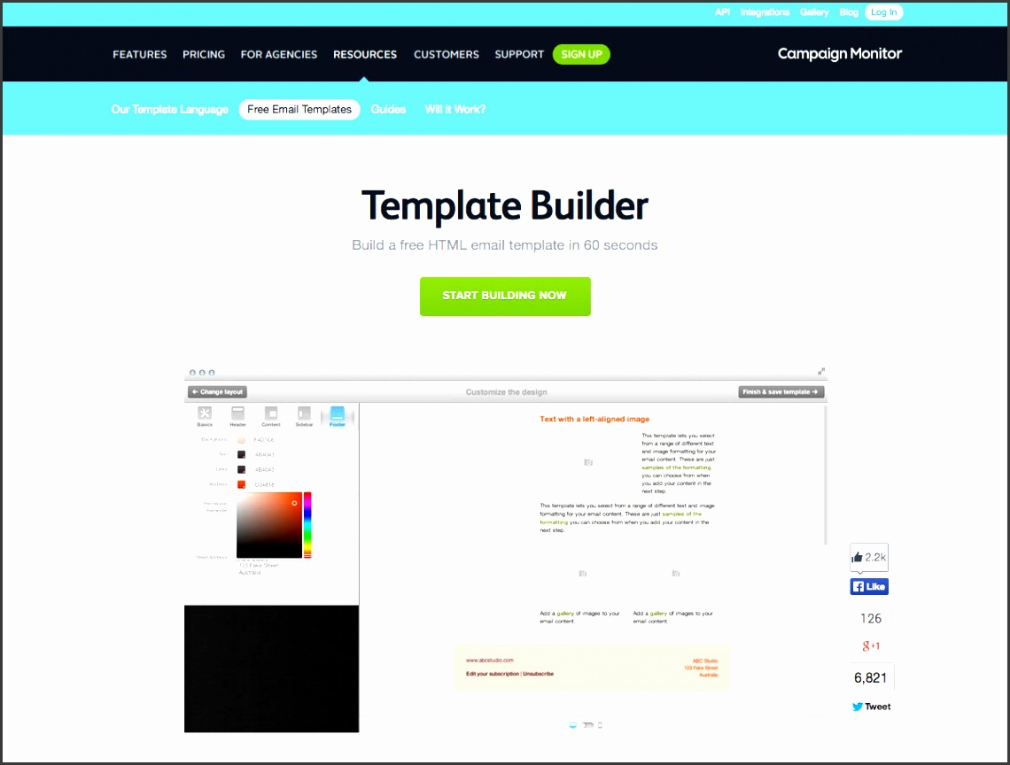 templates and frameworks