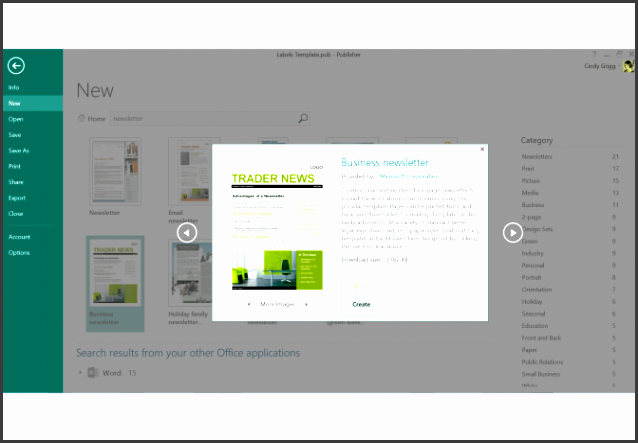free design templates and printables for microsoft powerpoint newsletter template or printable publisher 56a6c5d85f9b58b7d0e templates microsoft