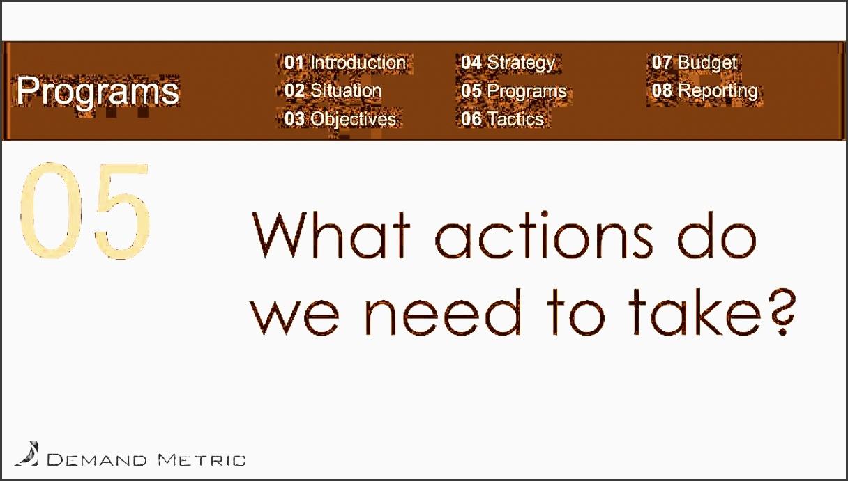 marketing strategy marketing plan presentation template