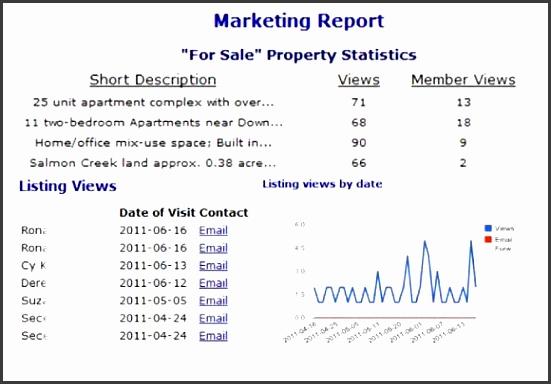 weekly marketing report template tm sheet