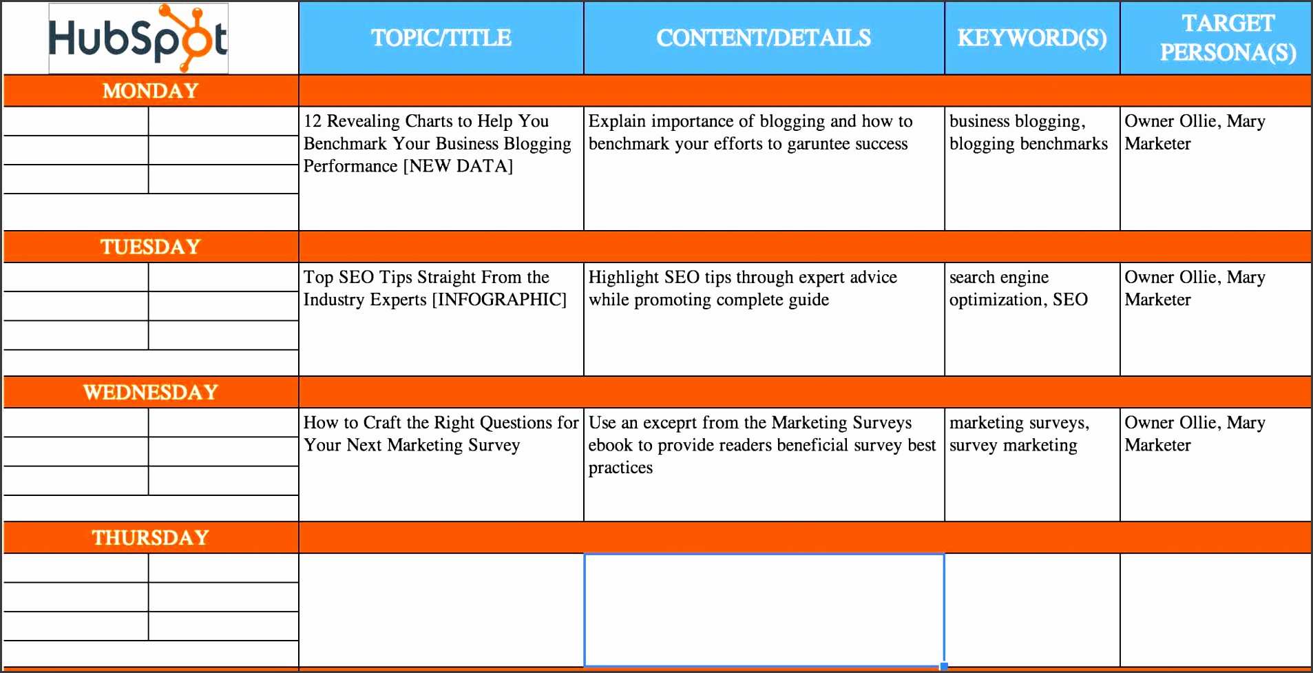 9 marketing report template in word sampletemplatess for Digital marketing campaign planning template