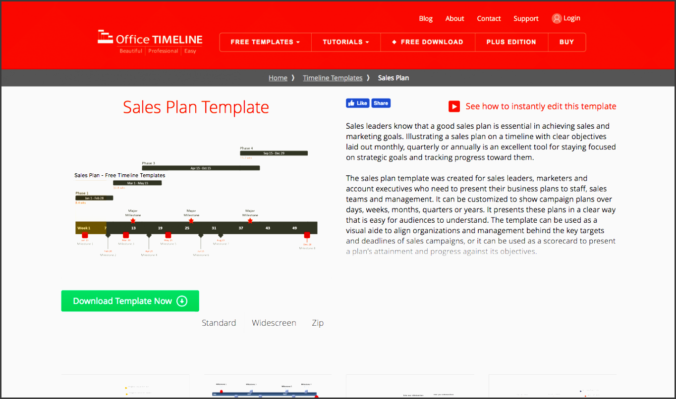 online sales cmo marketing sales strategy template 1