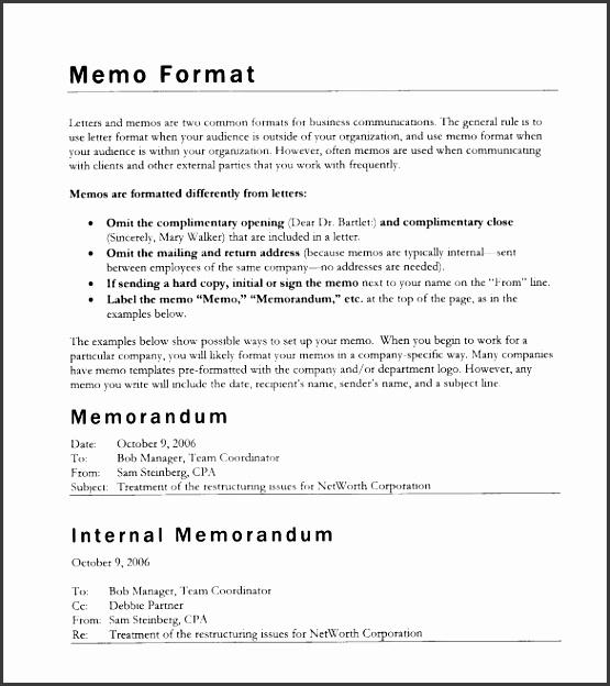 stunning formal memorandum template photos resume samples