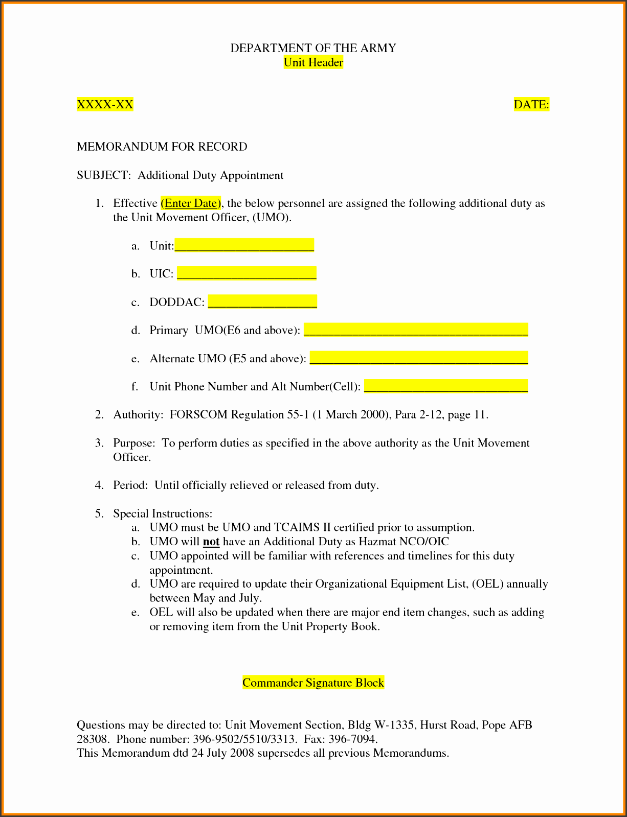 army memo samplemy memorandum template w2th8rmn