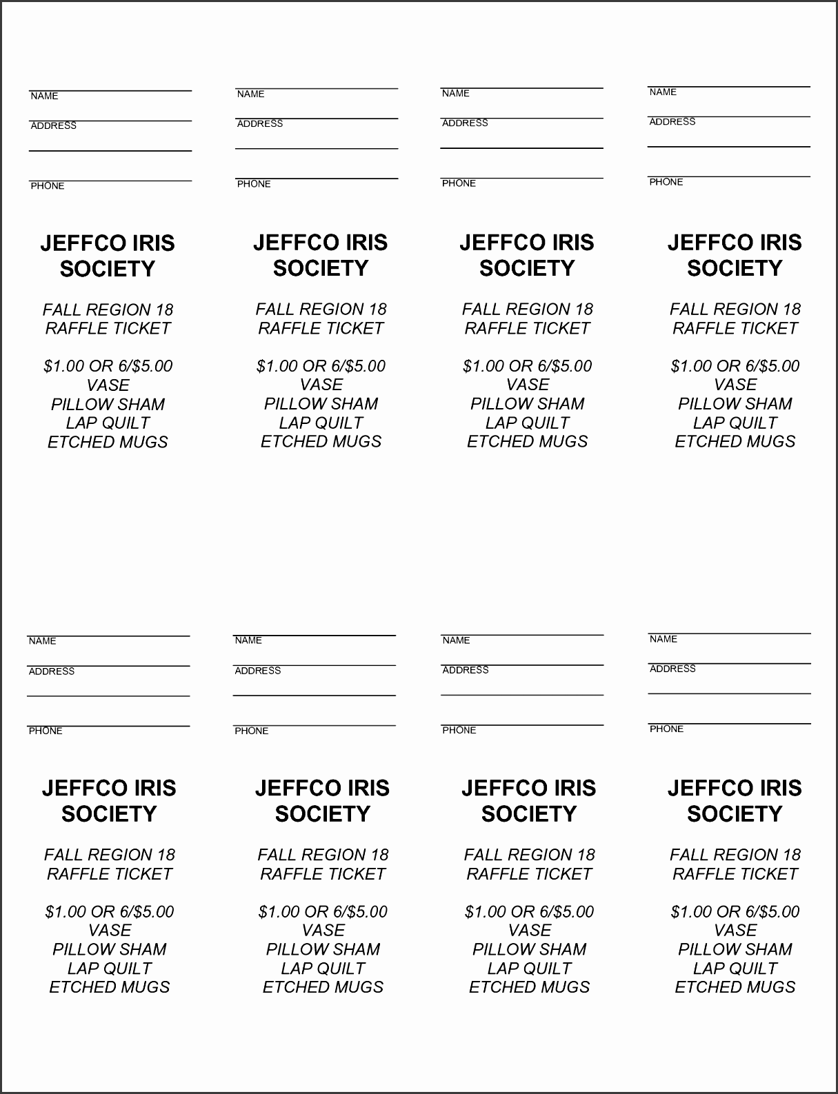 ideas of 3 raffle tickets template word stunning microsoft word coupon template