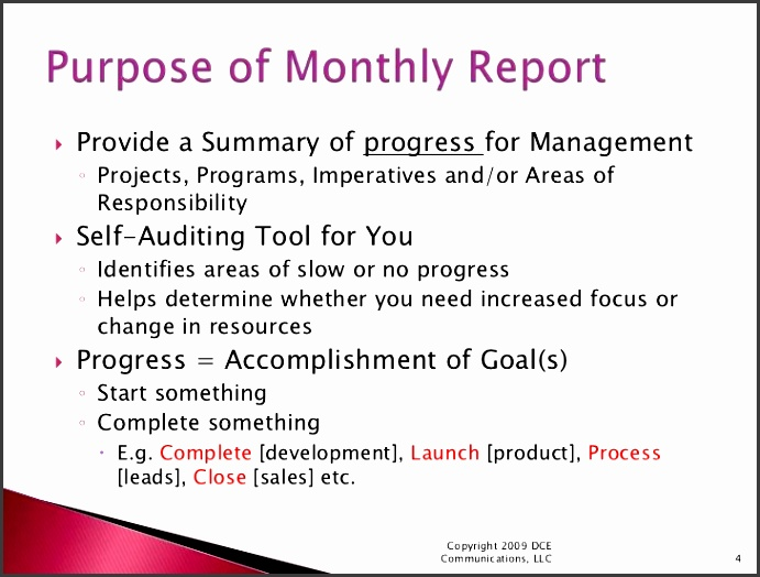 how to create meaningful monthly reports 4 728 cb