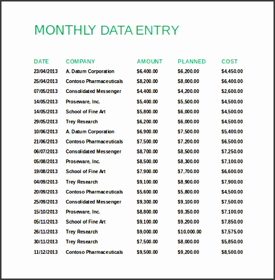 editable monthly sales report template excel free