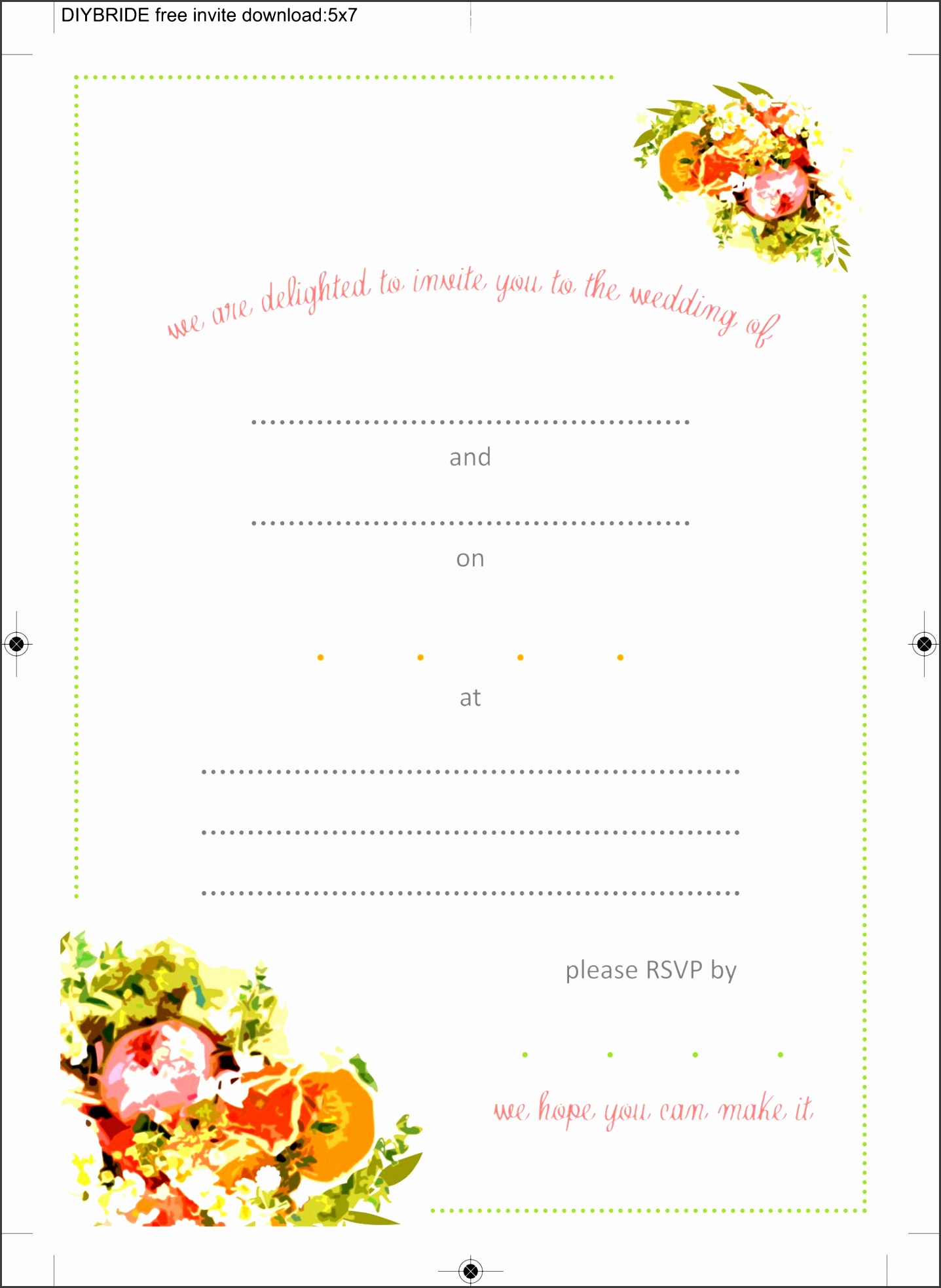 10 Ms Word Birthday Party Invitation Template - SampleTemplatess - SampleTemplatess
