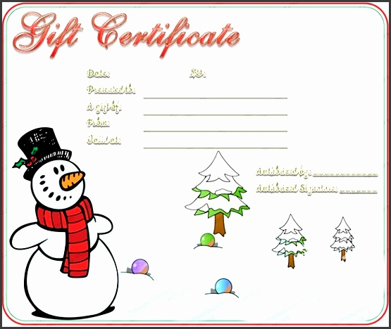 christmas t certificate template 16 word pdf documents throughout christmas t certificate template