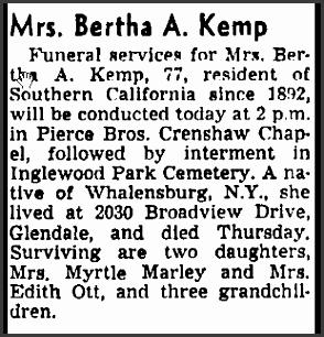1928 mrs georgia k auble a housewife residing 2130 fern street obituary definition