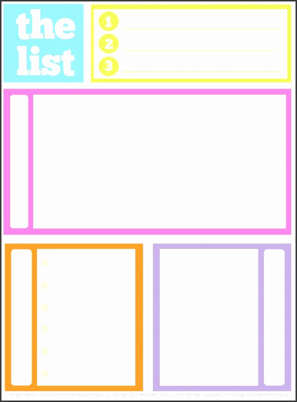 3 free printable to do lists to jumpstart your productivity