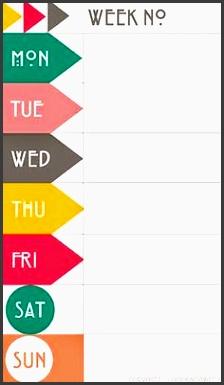 geek is the new chic bullet journal weekly diary planner printable