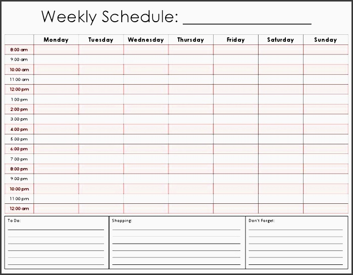 one week calendar template excel - 9 one week planner template easy to use sampletemplatess