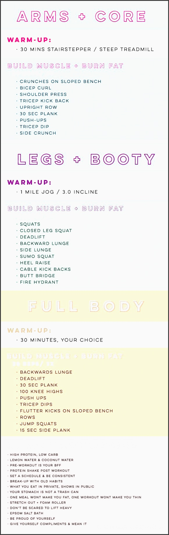 full body workout plan in need of a detox 10 off