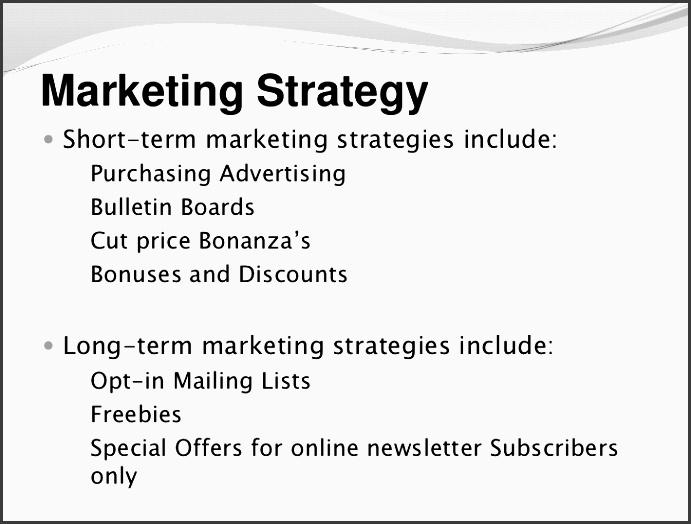 marketing strategy br