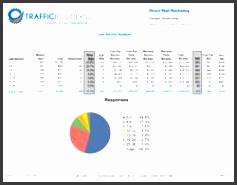 direct mail rev report sample