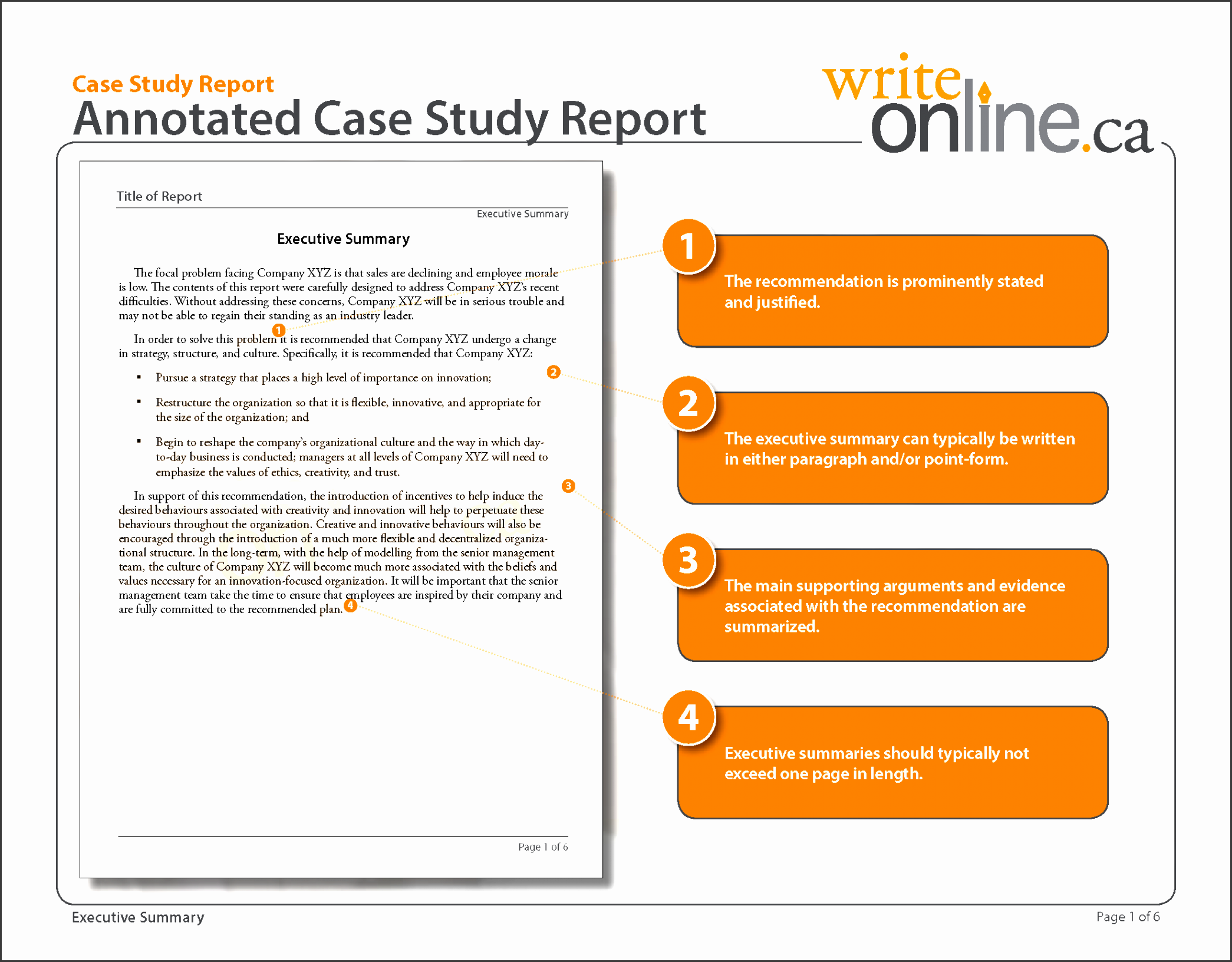 data analysis report template and write online case study report writing guide parts of a case