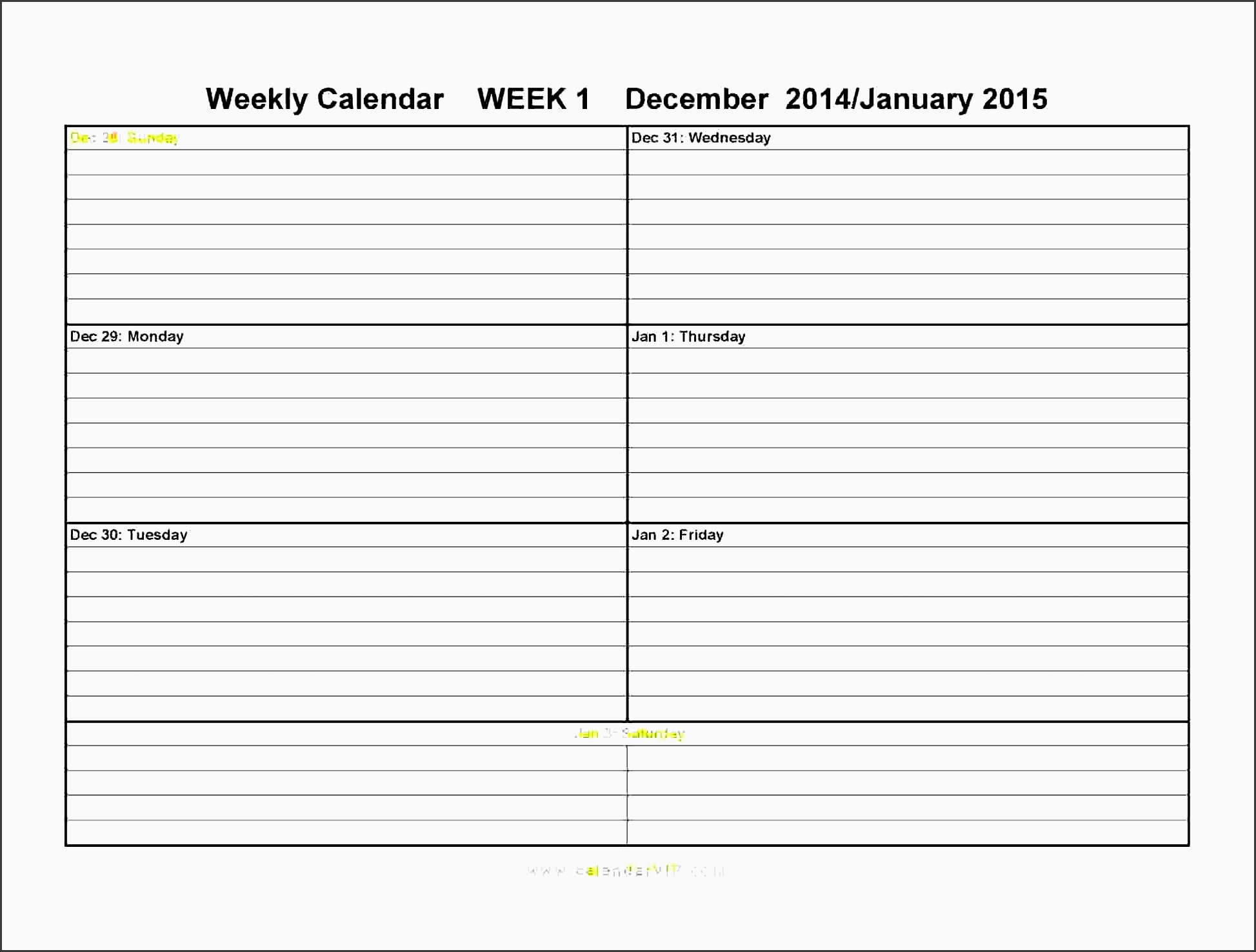 free printable weekly calendar templates 2015 study planner and timetable online study australia