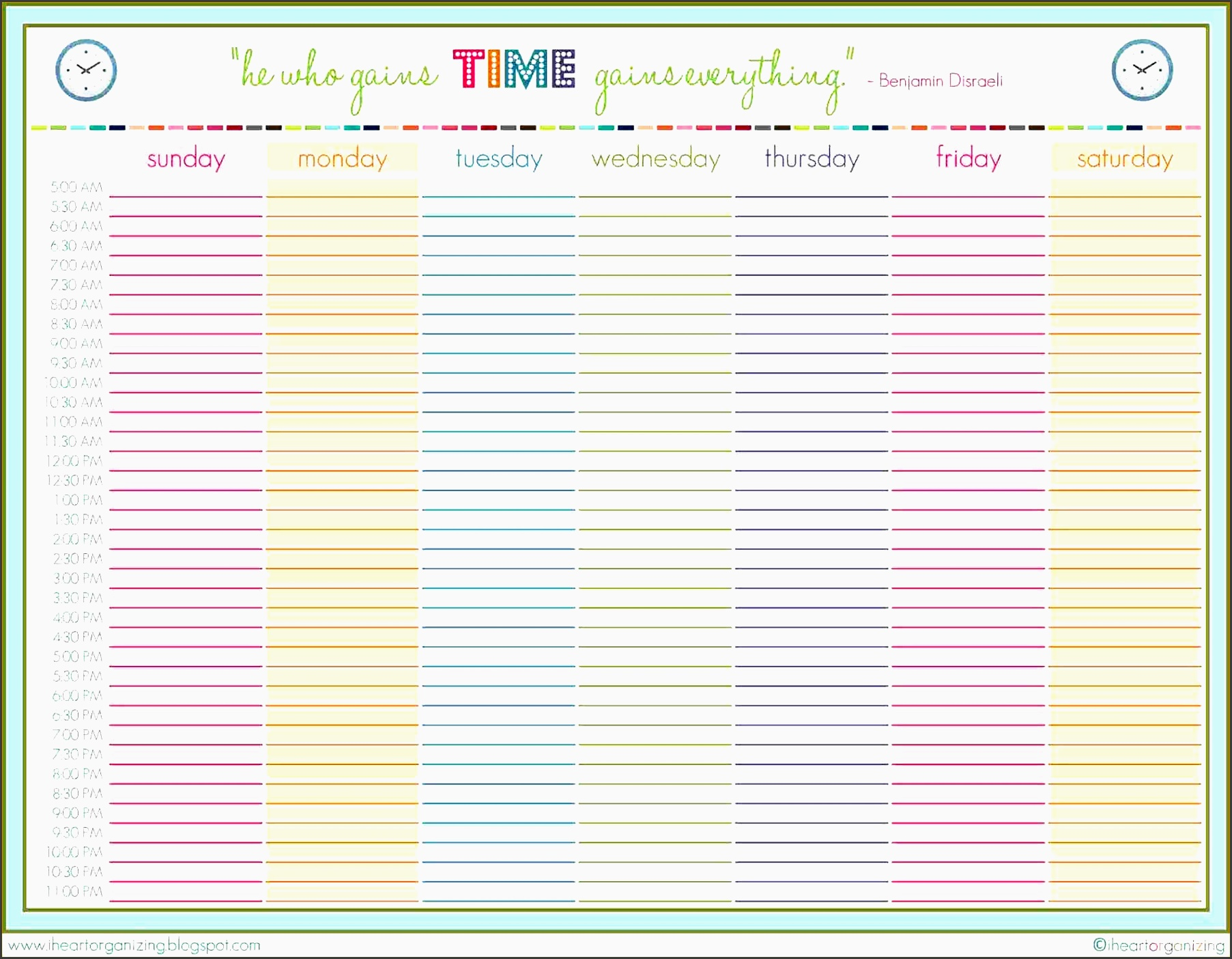excel calendar excel printable online weekly uk free templates for weekly daily timetable template excel calendar