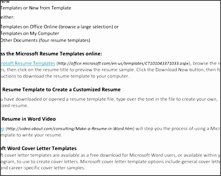 resume free resume outline sample presentation templates resume