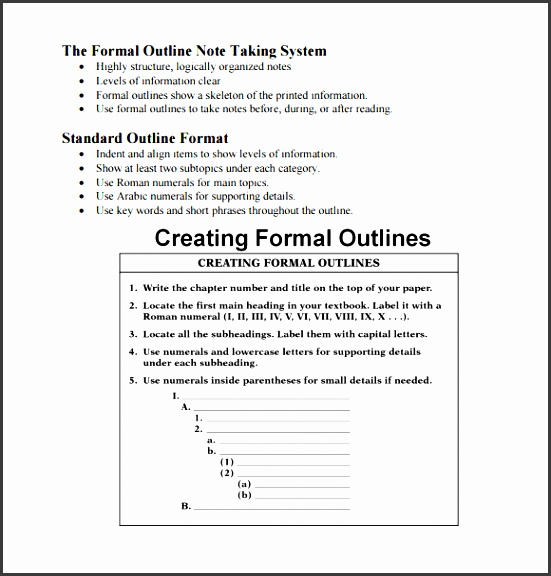 8 blank outline template outline templates