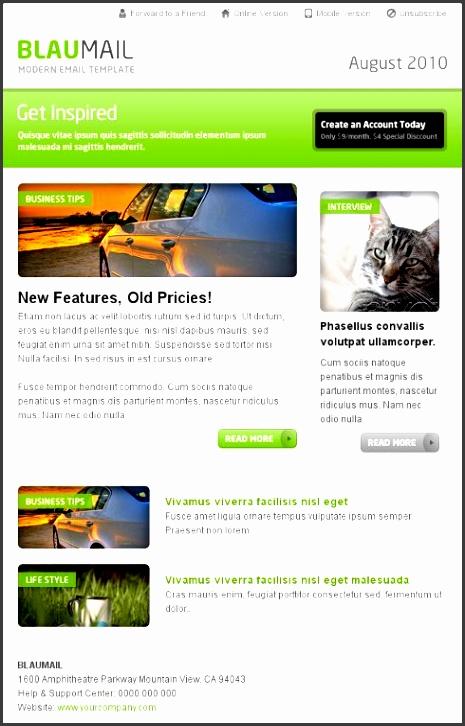 9 outlook newsletter framework sampletemplatess. Black Bedroom Furniture Sets. Home Design Ideas