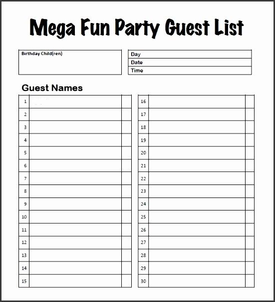 party guest list image 3 resize 580 2c630