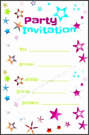 printable invitations free templates free party invitations printable invitation templates
