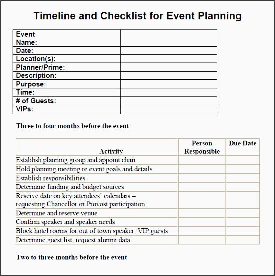 7 party planning checklist example sampletemplatess sampletemplatess. Black Bedroom Furniture Sets. Home Design Ideas