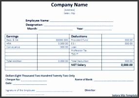 salary slip template click